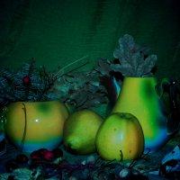Яблочки и грушки :: Ирина Сивовол