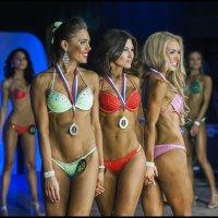 Чемпионат по фитнесу :: Алексей Патлах
