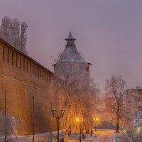 Нижегородский кремль... :: Дмитрий Гортинский