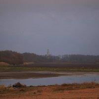 Вид Юрьева монастыря в Новгороде :: Алексей Корнеев