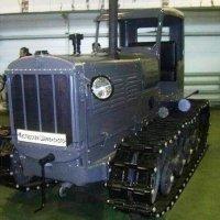 Трактор Сталинградского завода :: Дмитрий Никитин