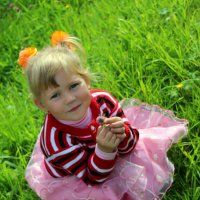 Сладкий цветочек! :: Анна Окунева