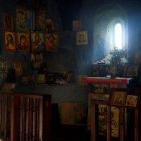 Храм на холме :: Мария Коледа