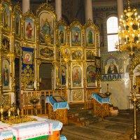 церковь св. Анны в а/г Б.Мотыкалы Брестского р-на :: Сергей Хомич