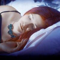 Волшебный сон :: Екатерина