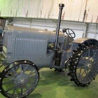 Один из первых наших тракторов :: Дмитрий Никитин