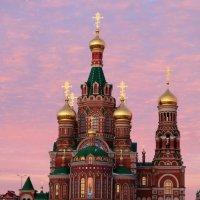 декабрьское утро :: Владимир Акилбаев