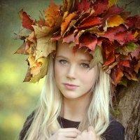 Девушка-осень :: Таша Абанина