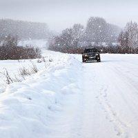 снег :: Sergey Baturin