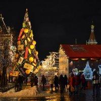Предпраздничная Москва :: Наталья Левина