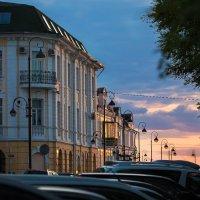 Прогулка на закате :: Аня Валеева