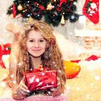 Новогоднее настроение :: Анастасия Колмакова