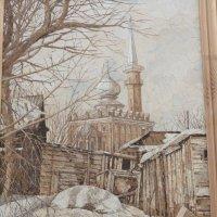 Работа художника Александра Юркова. :: шубнякова