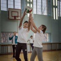 Победила Дружба! :: Дмитрий Макаров