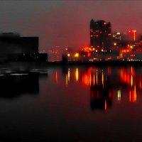 ночь туман оттепель :: Ingwar