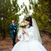 Свадьба Ольги и Кирилла :: Андрей Молчанов
