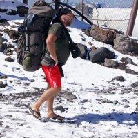 Русский турист - самый суровый в мире! :: Сергей Назаренко