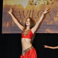 восточные танцы :: оксана рахова