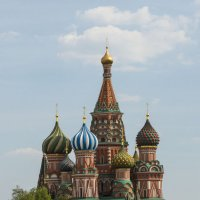 Храм Василия Блаженного :: Олег Савин