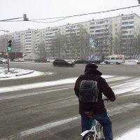 В Москве - зима. Попытка №2 :: Андрей Лукьянов