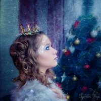 Снежная королева :: Ольга Егорова