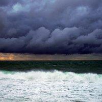 Шторм в облаках :: Allex Anapa