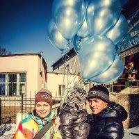 Все красивые уже замужем... Все умные уже свободны. :: Наталья Александрова