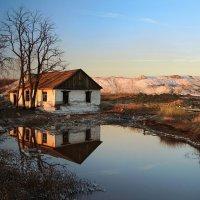Рукотворный пейзаж :: Cергей Дмитриев