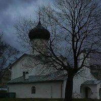 Церковь Иоакима и Анны. Псков :: Светлана Агапова