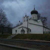 Церковь Иоакима и Анны. Псков. :: Светлана Агапова