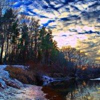река Орель :: Vadym Kheylyk