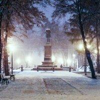 12.12.2015 г.Сумы Зима снег:)))) :: Юрий Гребенюк
