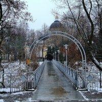 Парк,зима.. :: Юрий Анипов