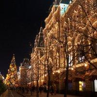 ГУМ в праздничном наряде :: Андрей Крючков