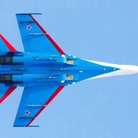 Истребитель Су-27 :: Игорь Ломакин