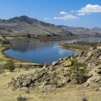 река Селенга, Бурятия :: Елена Вторушина