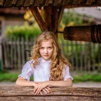 Лето в деревне :: Виктория Дубровская