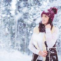 Зимнее настроение :: Никита Сыромятников
