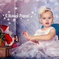 Новогодняя открытка :: Плотникова Юлия