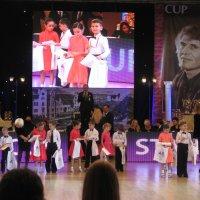 Бальные танцы вошли в мою жизнь с детства. :: Алекс Аро Аро