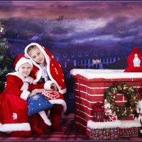 Сказка Рождества и Нового года! :: Детский и семейный фотограф Владимир Кот