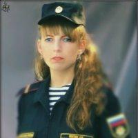 Портрет контрактницы :: Кай-8 (Ярослав) Забелин