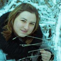 зима :: Александра Кротикова