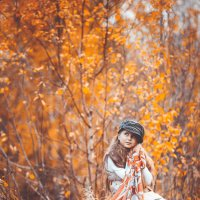 Осень осень... :: Никита Сыромятников