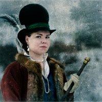 портрет того века... :: Виктор Перякин