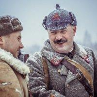 Командиры. Лызлово 2015 :: Виктор Седов
