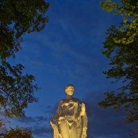статуя Флоры :: Елена