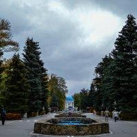 Осенний парк :: Инна Церульнёва
