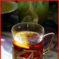 Стакан чая :: Андрей Заломленков