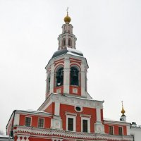 Свято-Даниилов монастырь :: Владимир Болдырев